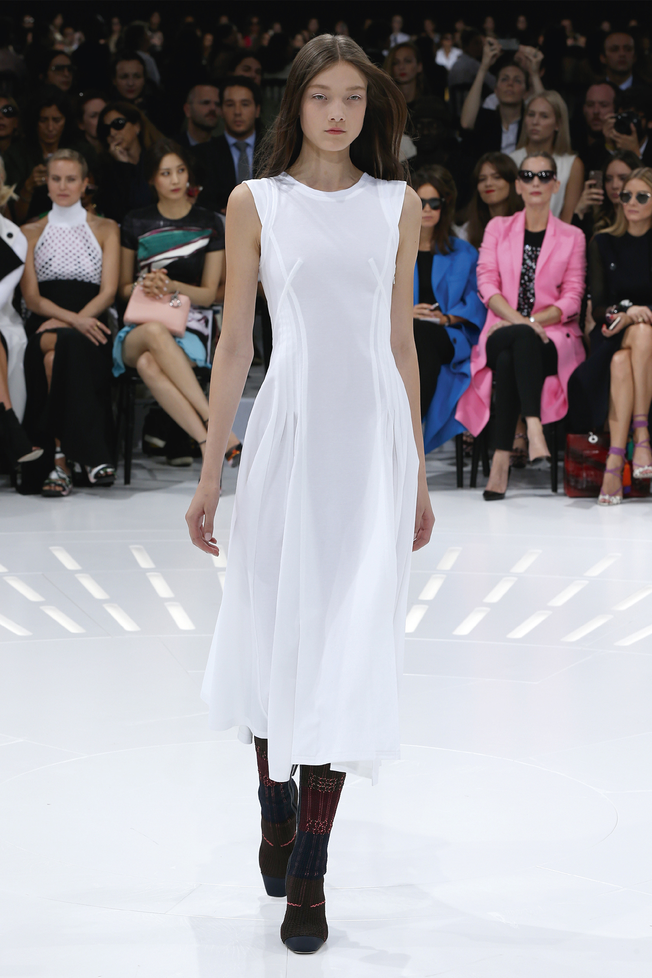 Christian Dior Haute Couture Spring-Summer Ready To Wear Dresses & Accessories Collection 2015-16 (6)