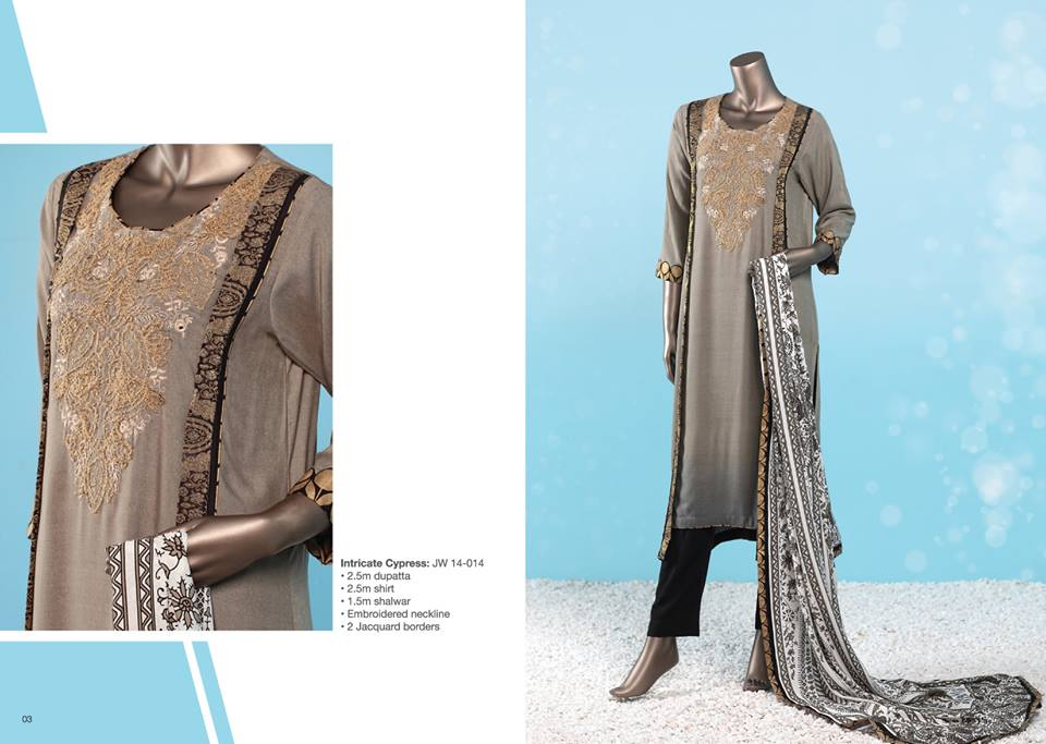J. Junaid Jamshed Latest Pret Wear Fancy Dresses Collection for Women 2015-2016 (23)