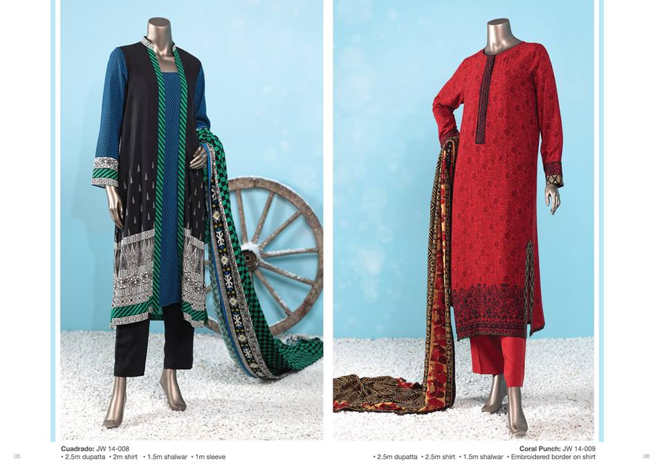 J. Junaid Jamshed Latest Pret Wear Fancy Dresses Collection for Women 2015-2016 (26)