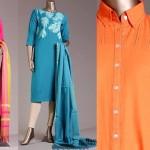 Junaid Jamshed Pret Wear Collection Fancy Dresses 2016 for Women & Girls