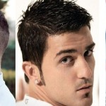Men Casual & Formal Short Hairstyle Trends & Haircuts Fashion