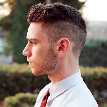 Miraculous Latest Men Casual Amp Formal Short Hairstyle Trends Amp Haircuts Short Hairstyles Gunalazisus