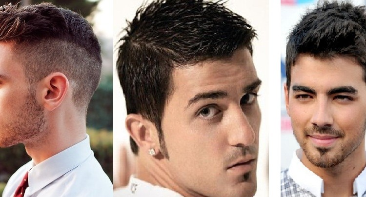 Most Popular Latest Men Casual & Formal  Short Hairstyles Trend & Ideas