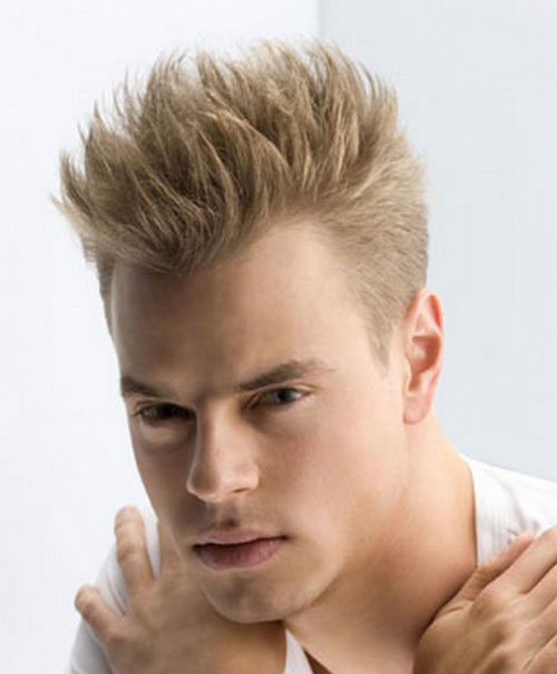 Most Popular & Latest Men Casual Short Hairstyles Trend & Ideas (2)