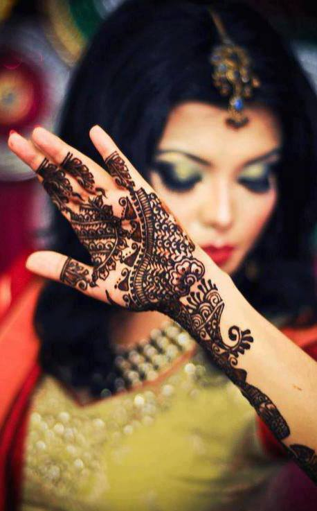 best arabic mehndi designs collection for girls 2018 2019
