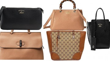 Gucci Trendy Collection of Ladies Shoulder & Designer Hand Bags Trends 2015-2016