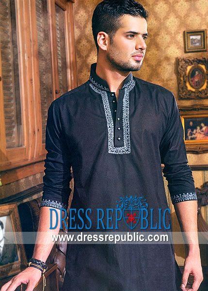 Latest Summer Fashion Men Kurta Shalwar Kameez Designs Collection 2015-2016 (19)