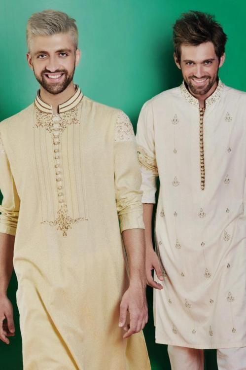 Latest Summer Fashion Men Kurta Shalwar Kameez Designs Collection 2015-2016 (25)