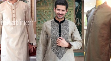 Latest Summer Fashion Men Kurta Shalwar Kameez Designs Collection 2015-2016 (27)