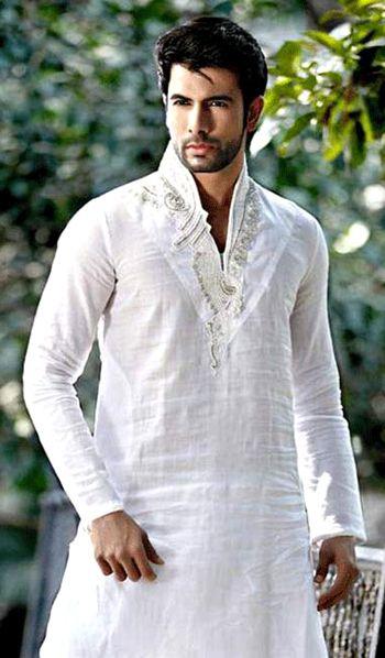 Latest Summer Fashion Men Kurta Shalwar Kameez Designs Collection 2015-2016 (3)