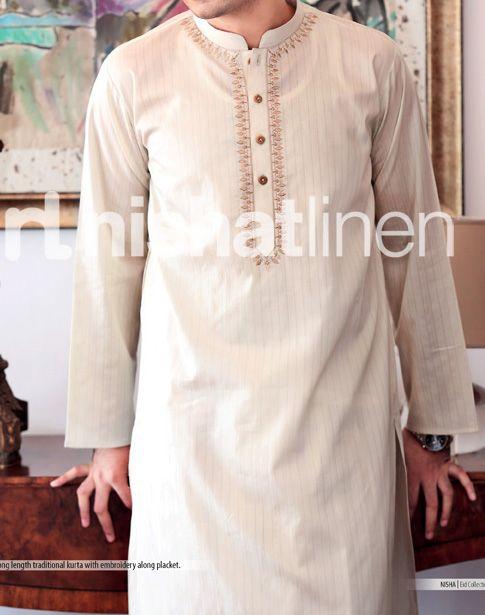 Latest Summer Fashion Men Kurta Shalwar Kameez Designs Collection 2015-2016 (4)