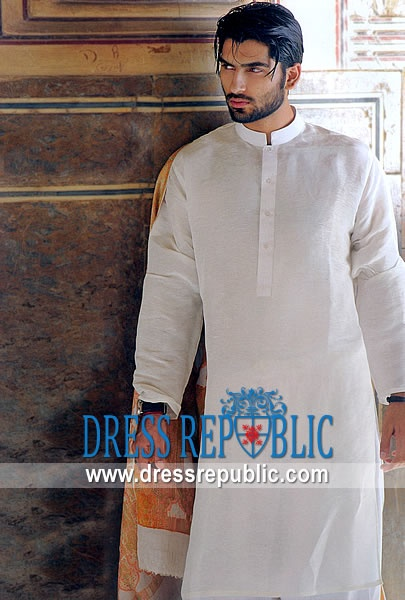 Latest Summer Fashion Men Kurta Shalwar Kameez Designs Collection 2015-2016 (5)