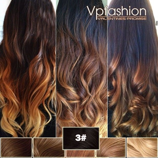 Very Long Wavy Ombre Hairstyles 2016