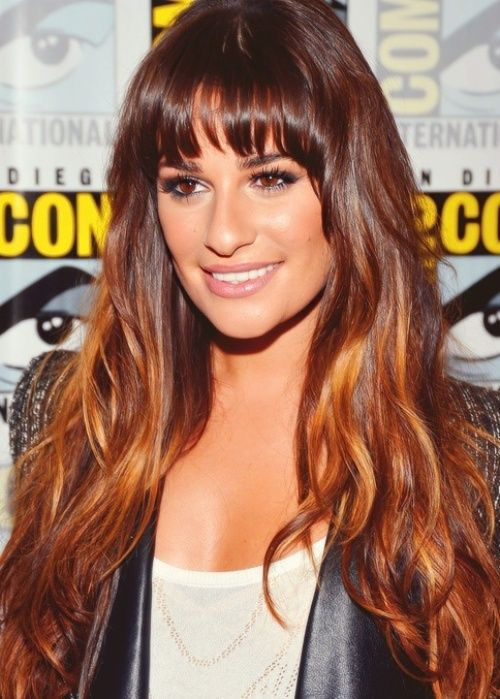 Latest Trends of Ombre Hairstyling, Coloring & Haircuts for Women 2015-2016 (23)