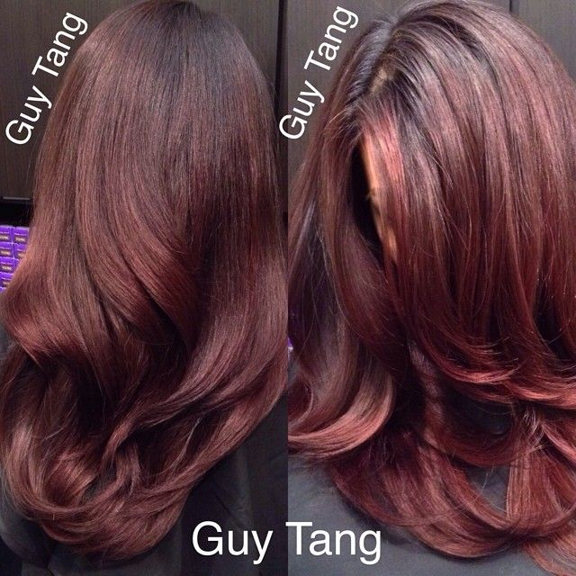 Latest Trends of Ombre Hairstyling, Coloring & Haircuts for Women 2015-2016 (5)