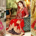Latest Barat Dresses Designs & Ideas Collection for Wedding Brides