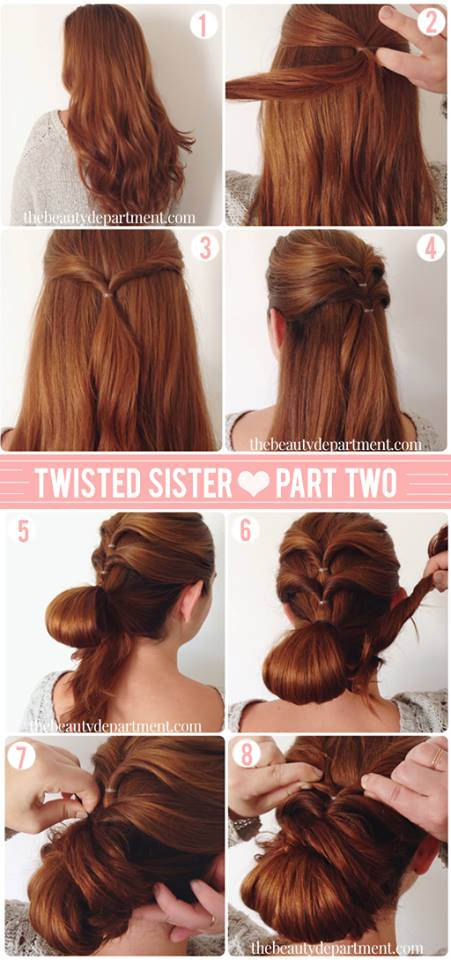 Awe Inspiring Latest Party Hairstyles Trends Amp Tutorial Step By Step Ideas Short Hairstyles For Black Women Fulllsitofus