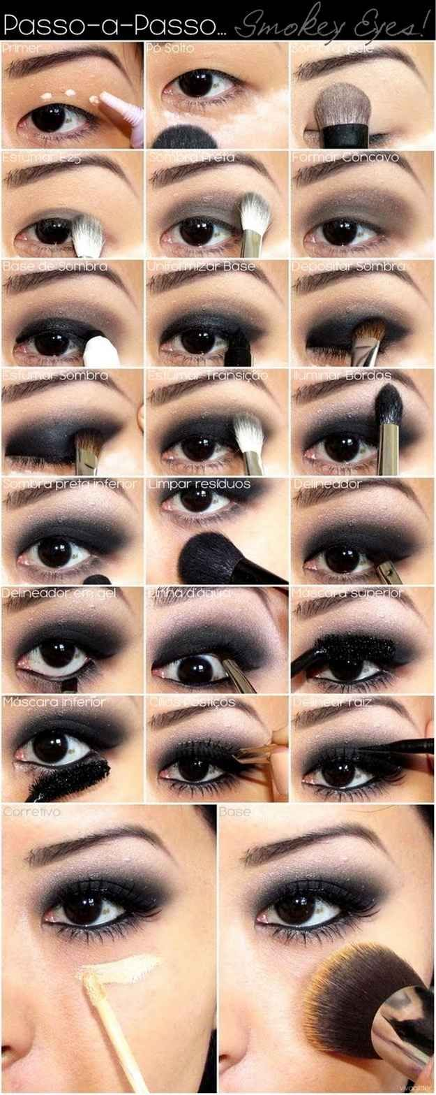 Step Step Party Wear Makeup Tutorial Tips U0026 Ideas