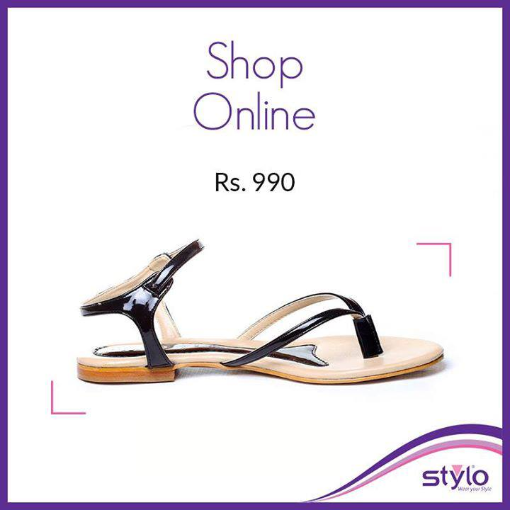 Stylo Shoes Latest Women Footwear Designs Summer Spring Collection 2015 (2)