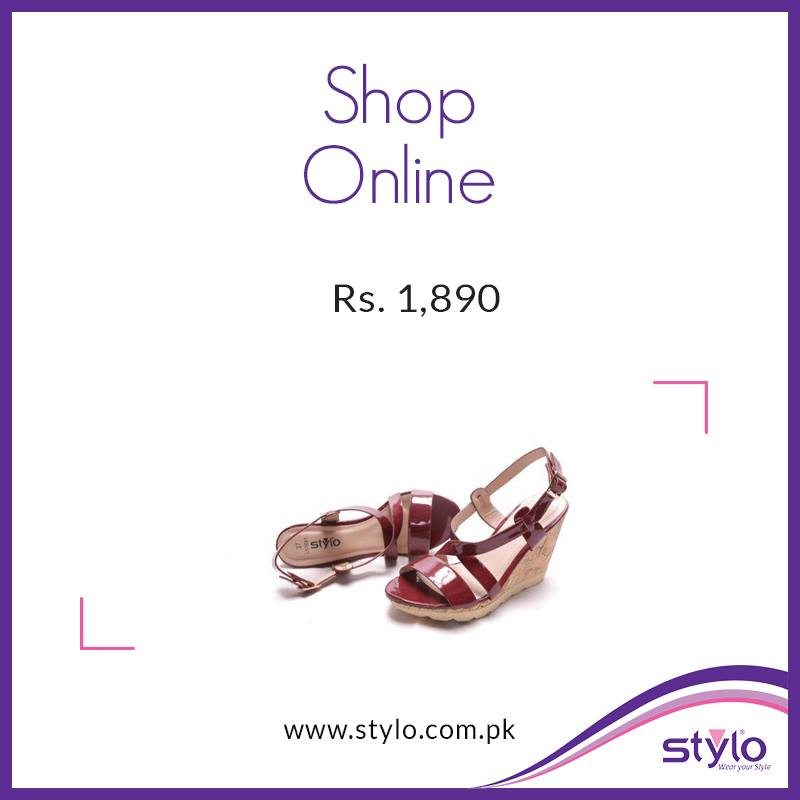 Stylo Shoes Latest Women Footwear Designs Summer Spring Collection 2015 (20)