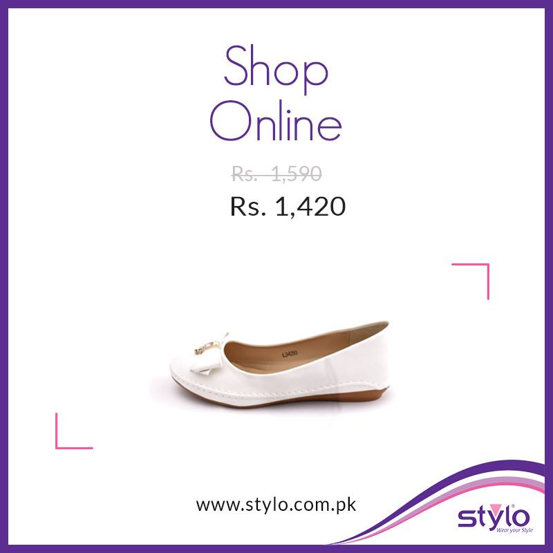 Stylo Shoes Latest Women Footwear Designs Summer Spring Collection 2015 (24)
