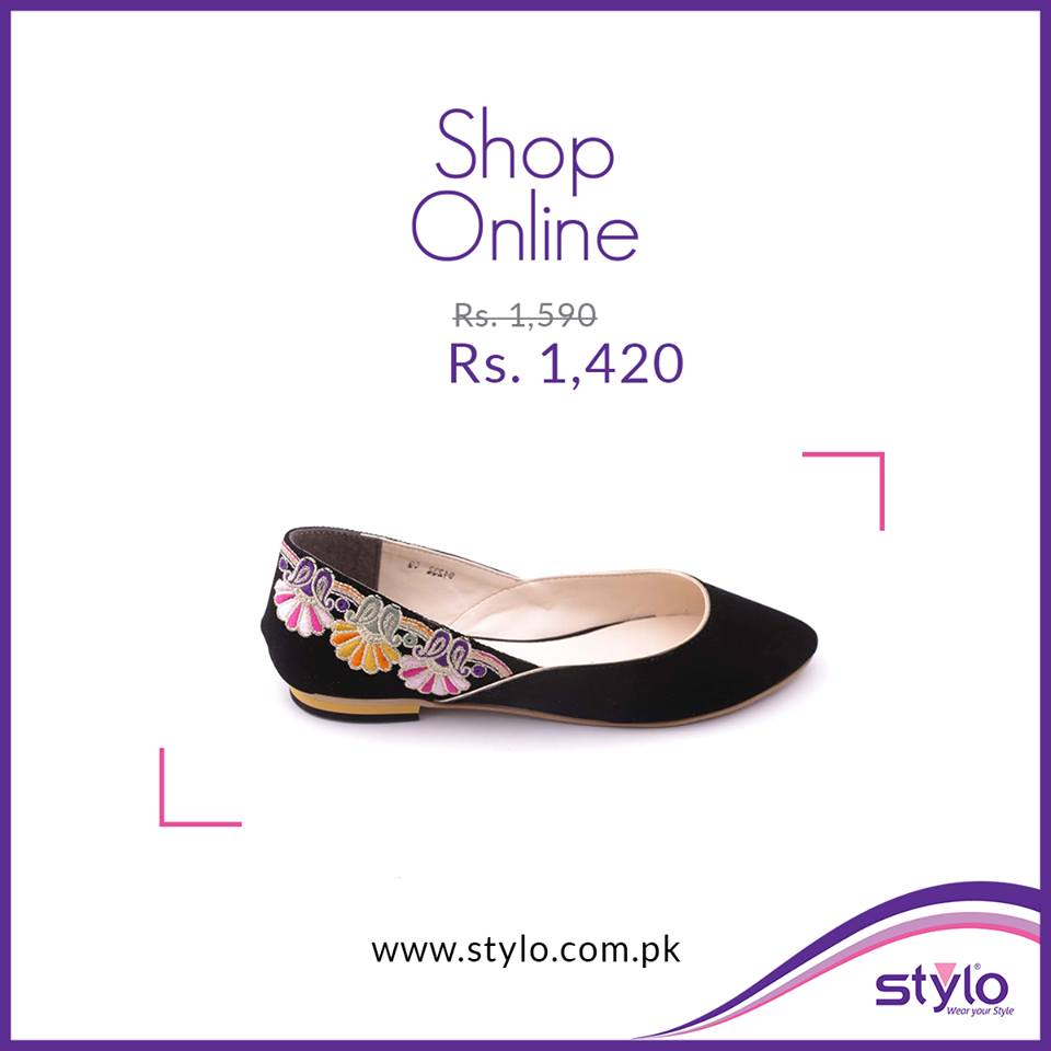 Stylo Shoes Latest Women Footwear Designs Summer Spring Collection 2015 (25)