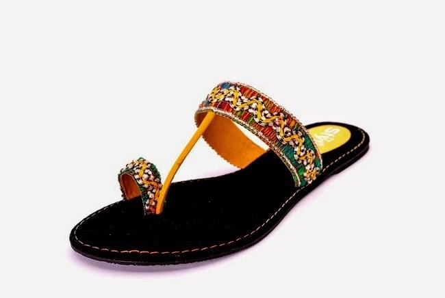 Stylo Shoes Latest Women Footwear Designs Summer Spring Collection 2015 (9)