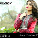 Nimsay Spring Summer Colorful Dresses Collection 2015 for Women