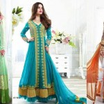 Indian Designer Anarkali Suits 2017-2018 New Collection by Natasha Couture