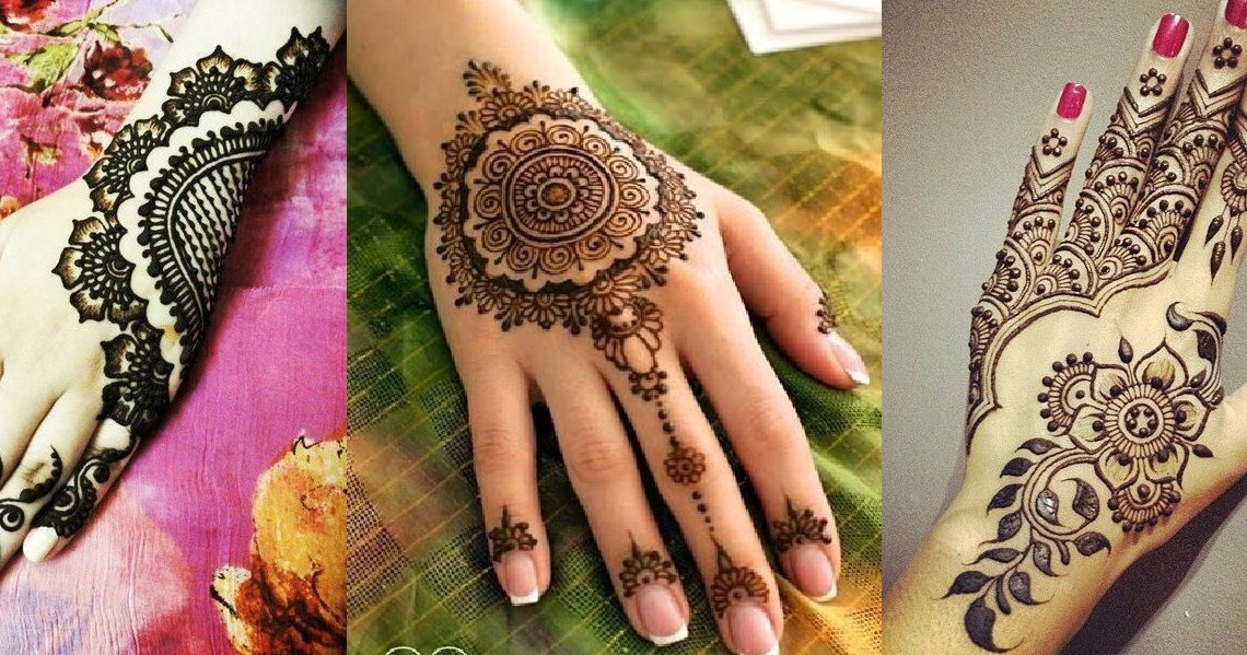 Latest Eid Mehndi  Designs for Hands Feet Collection 2015-201 (1)