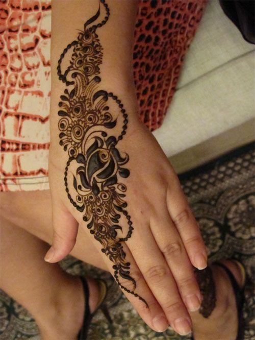 Latest Eid Mehndi Designs for Hands Feet Collection 2015-201 (29)