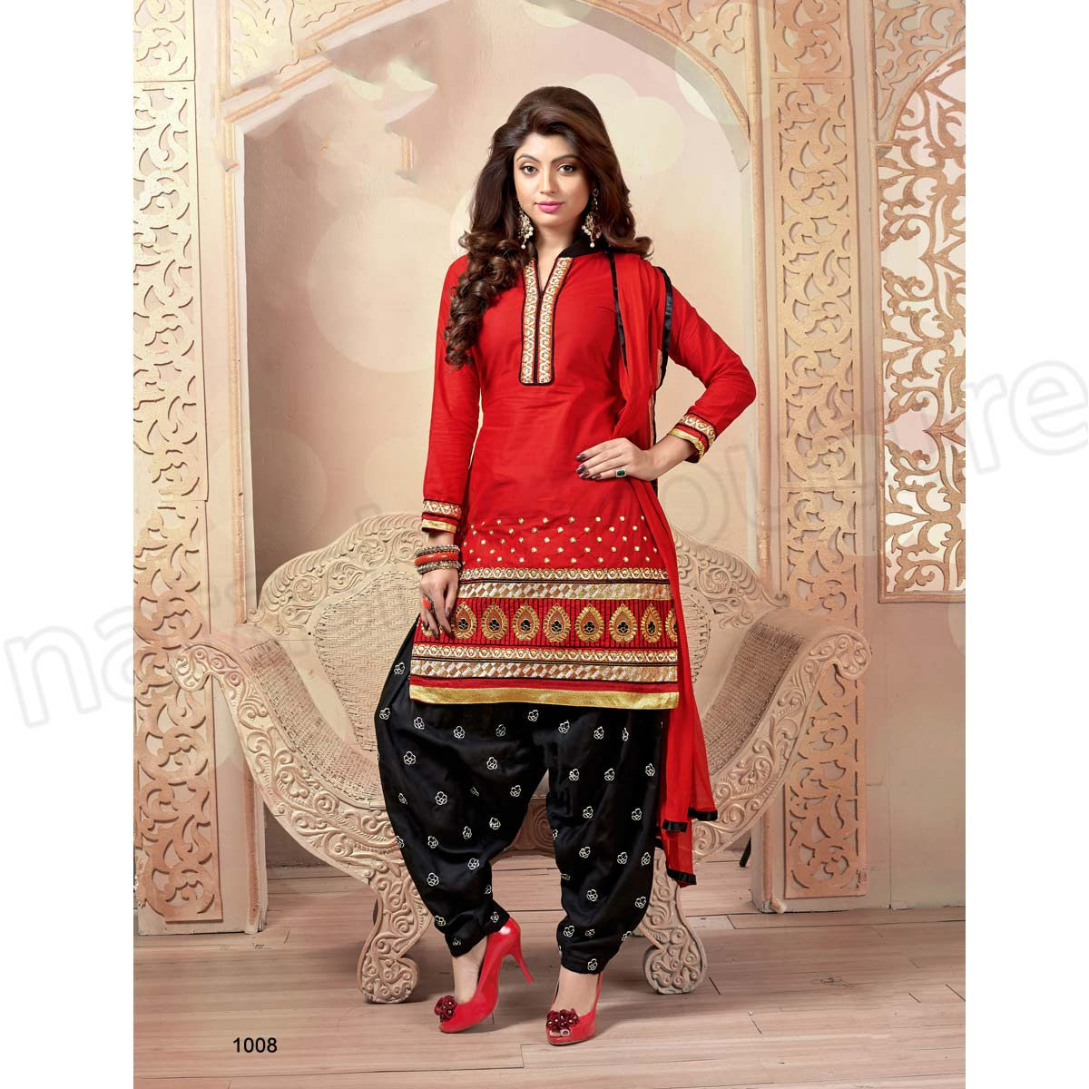 Latest Indian Patiala shalwar kameez fashion 2015-2016 (1)