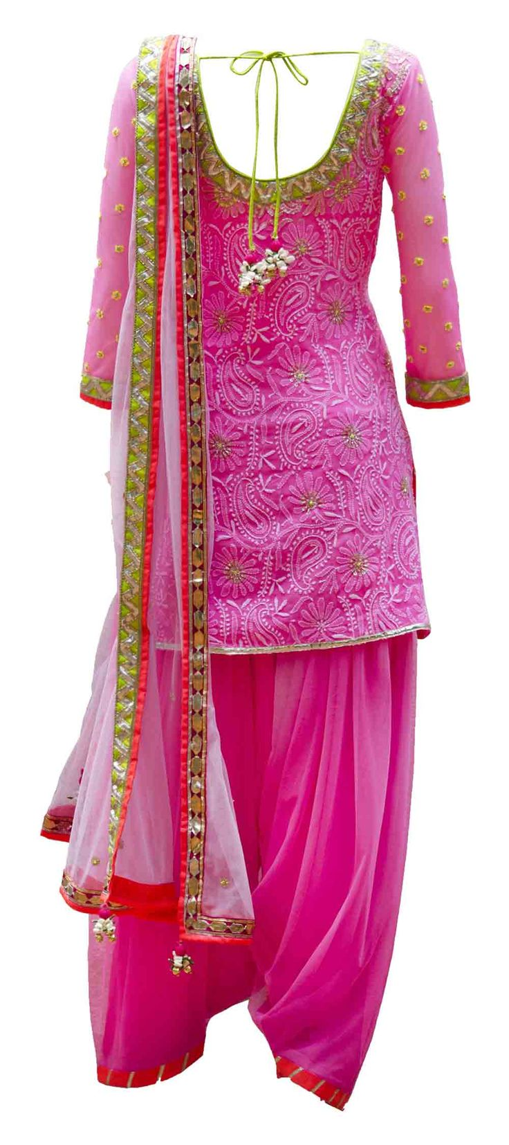 Latest Indian Patiala shalwar kameez fashion 2015-2016 (4)