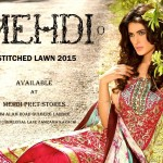 Mehdi Lawn Designs Summer Spring Collection 2015 By Al Zohaib Textiles