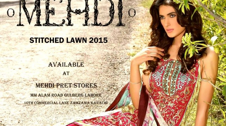 Mehdi Lawn Designs Summer Spring Collection 2015 By Al Zohaib Textiles  (26)