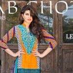Zainab Chottani Summer Lawn Dresses Collection 2015 by LSM Textile Mills