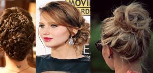top 10 most popular bun hairstyles 2015