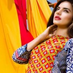 Khaadi Summer Lawn Dresses Collection 2015 for Women