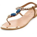 New Look Ladies Summer Sandal Shoes 2016-2017 Collection