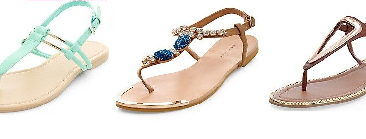 New Look summer sandal designs collection 2015-2016 (1)