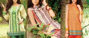 Summer lawn kurti trends collection 2015-16