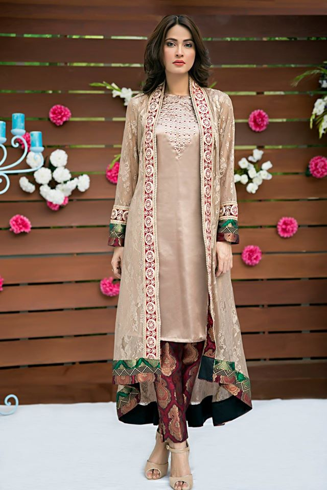2015 New Collection of Fancy Dresses