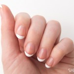 DIY French Manicure: French Nail Art Step By Step Tutorial