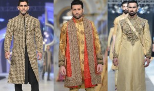 HSY Men Wedding Dresses Sherwani Designs Collection 2015-2016 (24)
