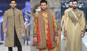 HSY Men Wedding Dresses Sherwani Designs Collection 2015-2016 (24)