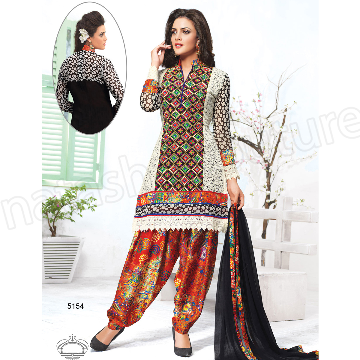 Latest Indian Patiala shalwar kameez fashion 2015-2016 (16)