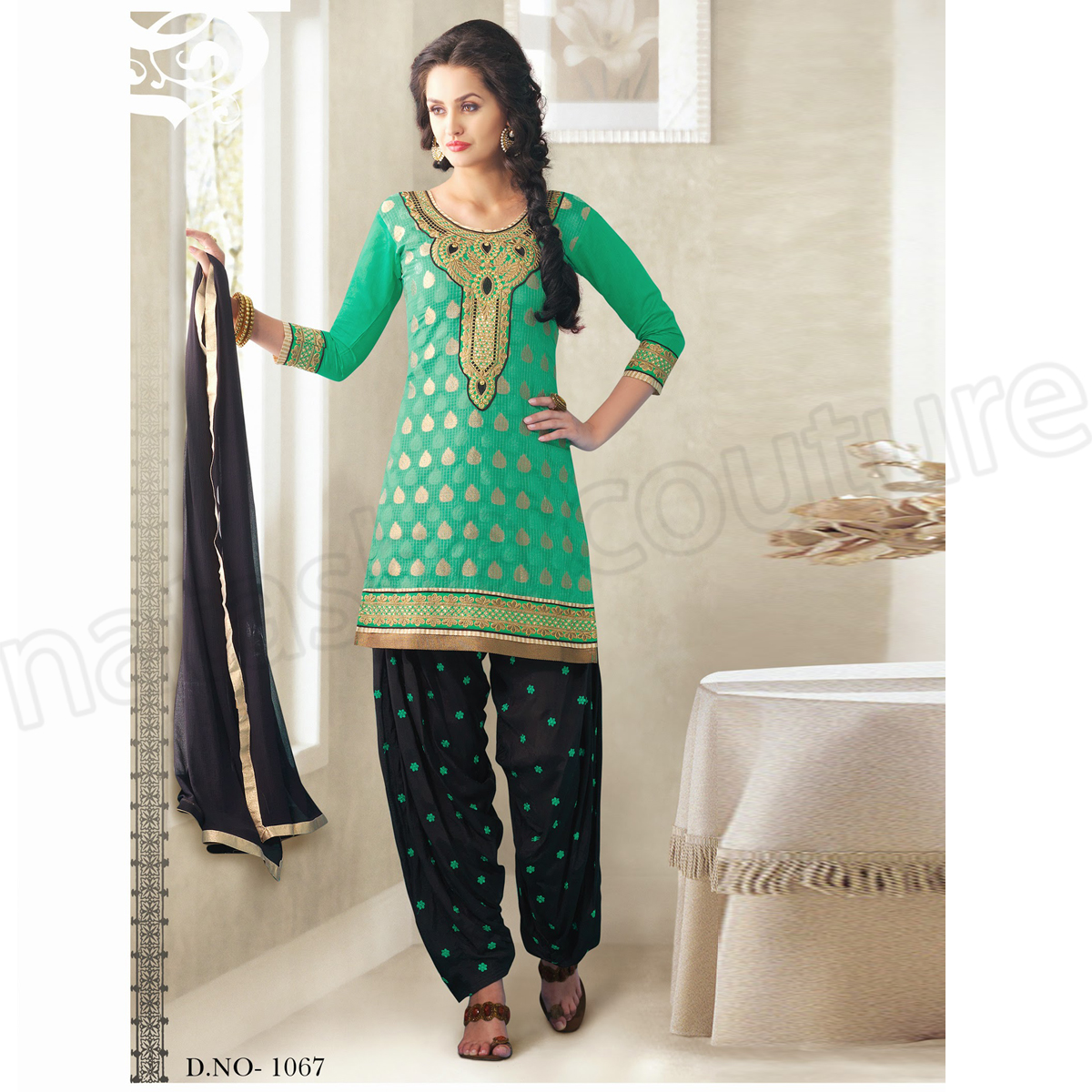 Latest Indian Patiala shalwar kameez fashion 2015-2016 (20)
