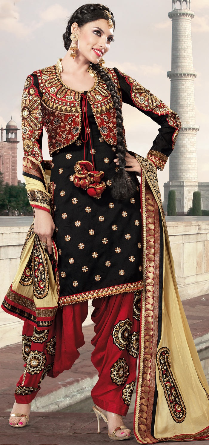 Latest Indian Patiala shalwar kameez fashion 2015-2016 (5)