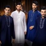 Latest Men Mehndi Dresses Kurta Shalwar Collection 2016-2017