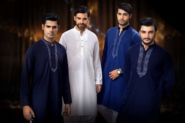 Latest Men Mehndi Dresses Designs Collection 2015-2016 (1)